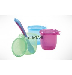 Tommee Tippee Baby 3 Food Pots