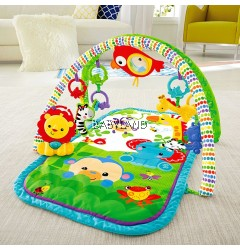 Fisher-Price Rainforest Friends 3-in-1 Musical Activity Gym 0M+