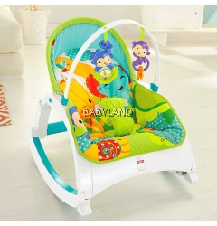 Fisher-Price Newborn To Toddler Portable Rocker