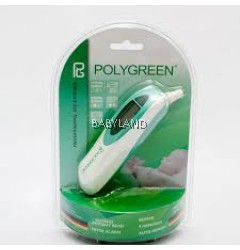 Polygreen Infrared Ear Thermometer