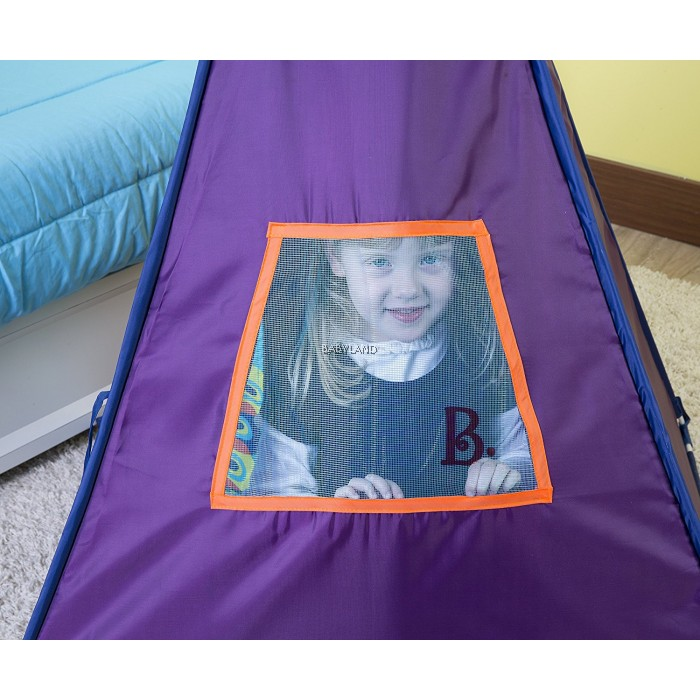 B.Toys Teepee Outdoor Tent (Blue)  sc 1 st  Babyland SS2 Online Baby Shop in Malaysia - Your One Stop Baby & Toys Teepee Outdoor Tent (Blue)