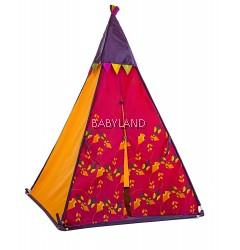 B.Toys Teepee Outdoor Tent (Red)