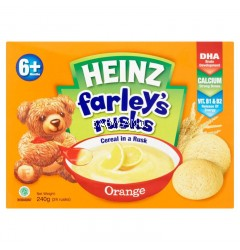 Heinz Farley's 24 Rusks Orange (240g)
