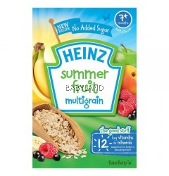 Heinz Summer Fruit Multigrain 7M+ (120g)