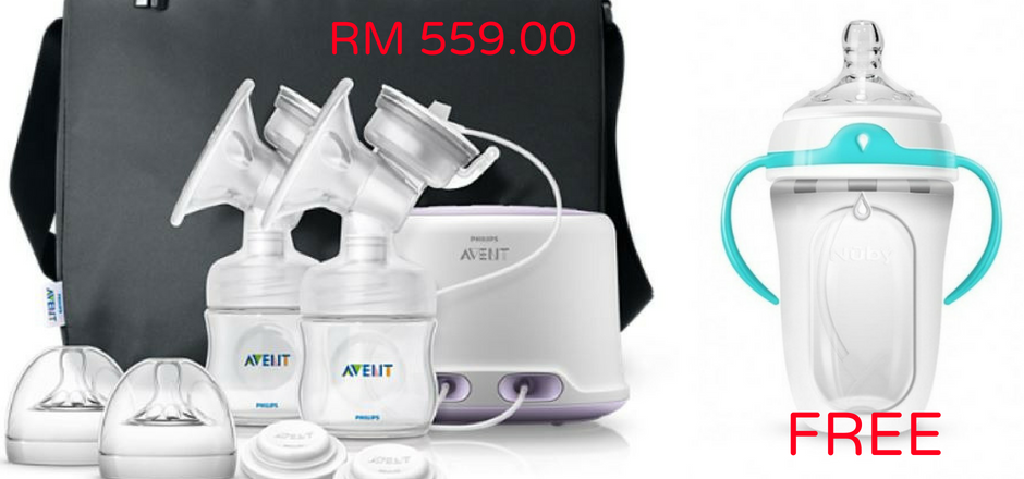 philips-avent-twin-pump-sale